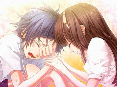 Girl Hugs Boy Wallpaper Best Anime Cry Youtube