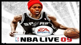 SO WHAT IF HE SMOKES CRACK!?! - NBA Live 2009 PS3 Gameplay| #ThrowbackThursday ft. Juice