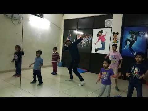 Tansen Students Live Dance Class