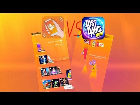 Just Dance Now VS  Just Dance Controller App