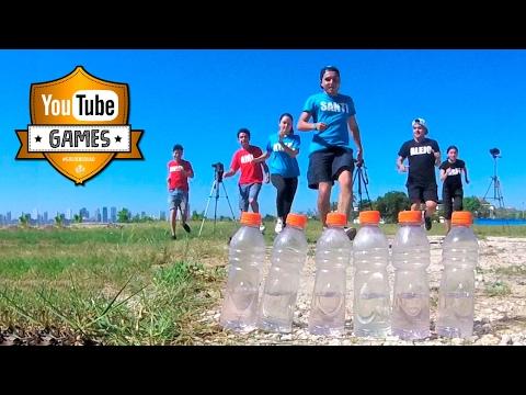 CAP #2: RETOS TÍPICOS DE YOUTUBERS #YoutubeGames - Ami Rodriguez