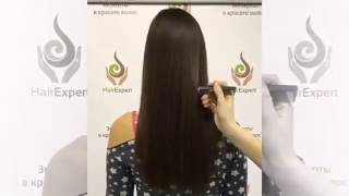 Полировка волос от Hair Expert