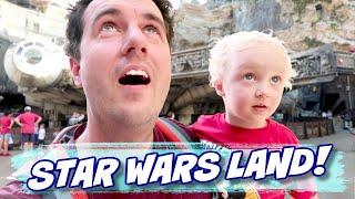 Ballingers Go To Star Wars Land