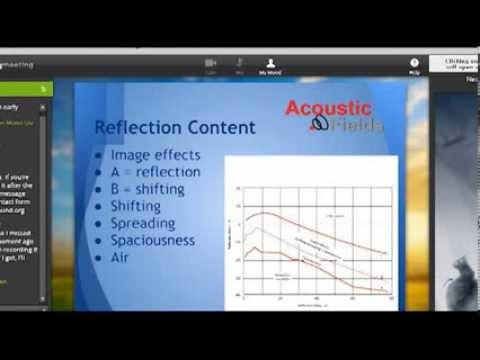 Designing Sound Discussion Group - Acoustics Primer Webinar