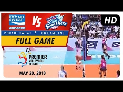 PVL RC Season 2 - WD: Air Force Lady Warriors vs. Cool Smashers | Full Game | 1st Set | May 20, 2018