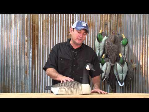 Canada Goose langford parka online 2016 - Hard Core Decoys | Economy Series Canada Goose Shells - YouTube