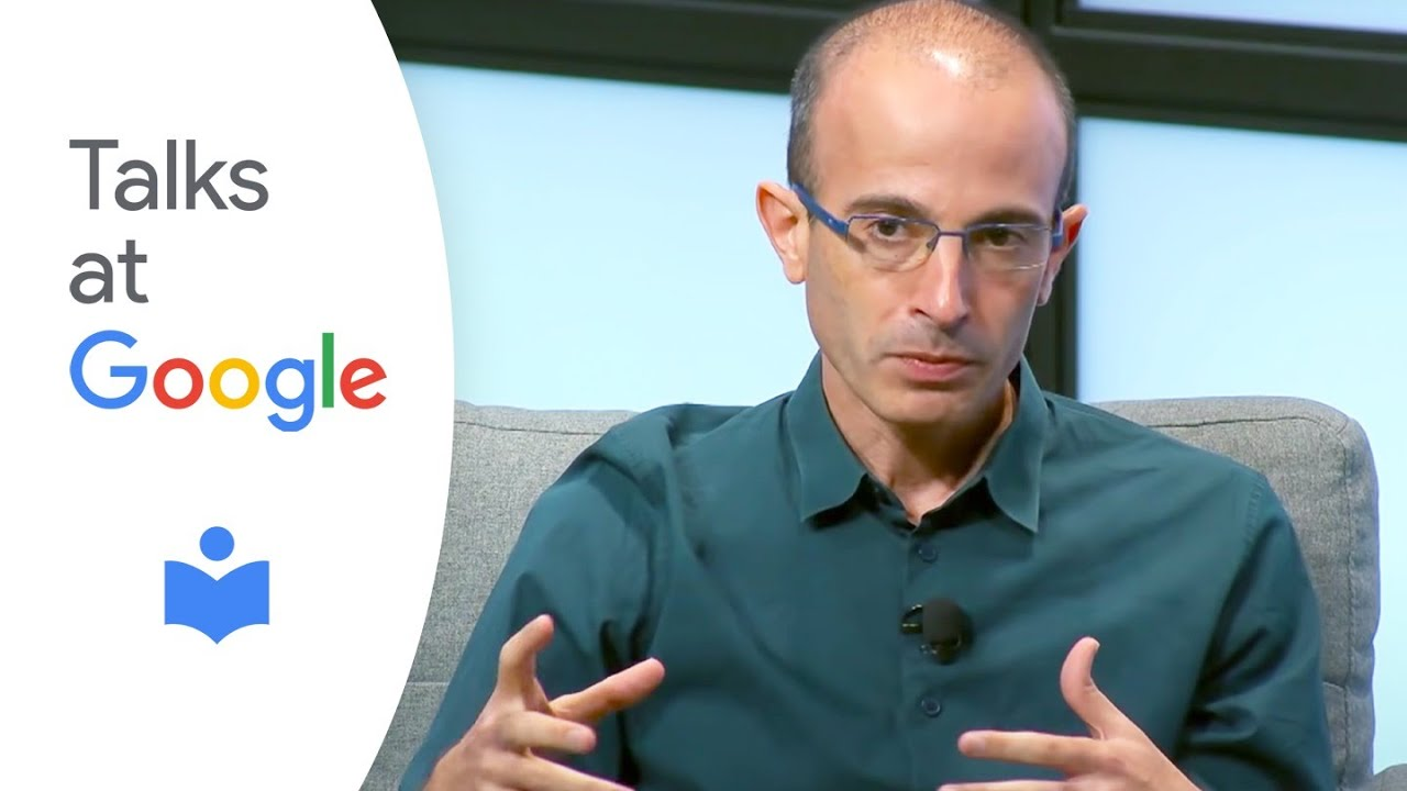 Download Yuval Noah Harari | 21 Lessons for the 21st Century | Talks at Google