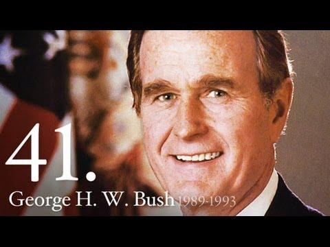 41 George HW Bush