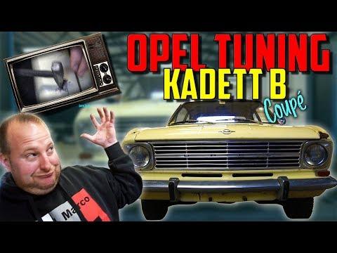 ERSTE FAHRT nach 34 Jahren! Unser Opel Tuning Projekt – Kadett B Coupé   Bestandsaufnahme