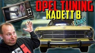 ERSTE FAHRT nach 34 Jahren! Unser Opel Tuning Projekt - Kadett B Coupé | Bestandsaufnahme
