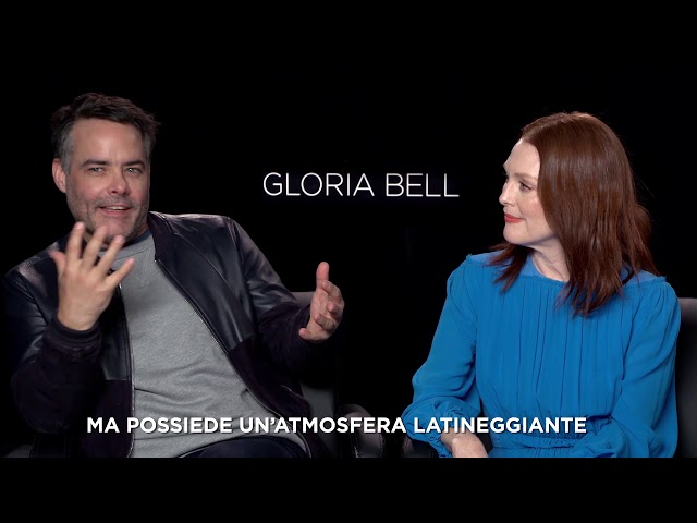 GLORIA BELL - Intervista Sebastián Lelio e Julianne Moore - Los Angeles