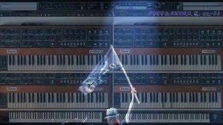 Mixバランスが乱暴ですが、作ってみましたm(_ _)m Music: Ryuichi Sa...