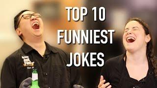 TOP 10 JOKES