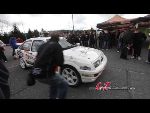 Exhibicion de Burgo Ford Sierra Cosworth 2012 fullHD