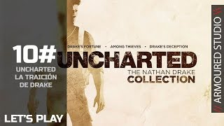 Vídeo Uncharted: The Nathan Drake Collection