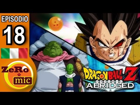 ZeroMic - Dragon Ball Z Abridged: Episodio 18 [ITA]