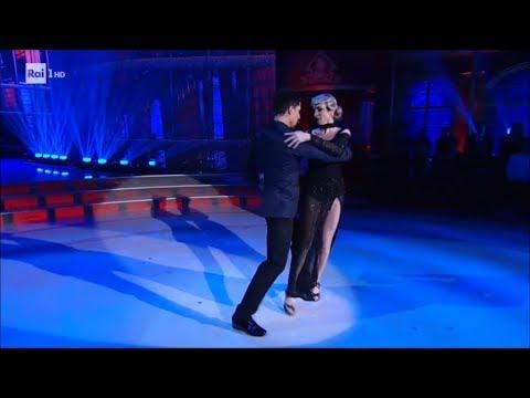Il Tango di Steia Rocca e Marcello Nuzio  Ballando con le Stelle 17032018