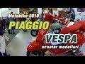 Motobike 2018 / Piaggio Vespa Scooter Modelleri
