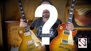 BLIND TEST: Original 1960 Gibson Les Paul Burst vs. 2020 Custom Shop Reissue