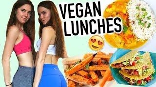 vegan lunch ideas easy healthy nina and randa