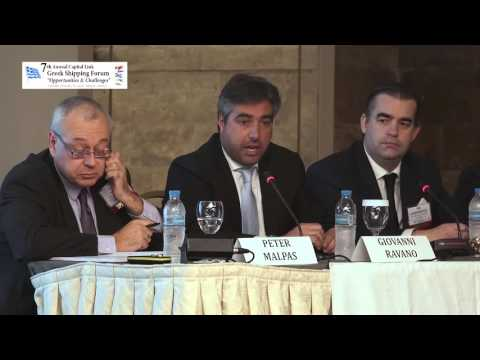 2016 7th Annual Greek Shipping Forum - Market Trends in the