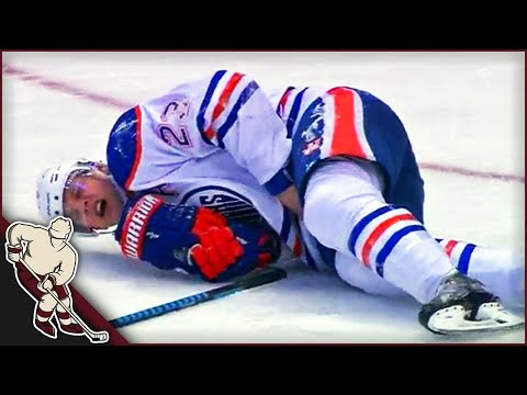 NHL: Hit in the Nuts [Part 1]