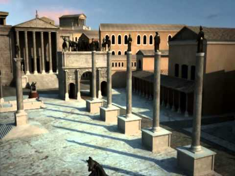 Rome Reconstructed