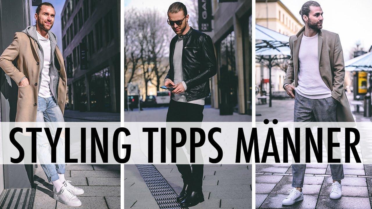 Männer Outfits Styling Tipps Daniel Korte Youtube