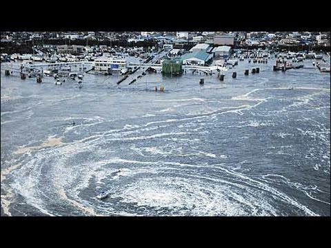 Japón: imágenes de la furia del mar