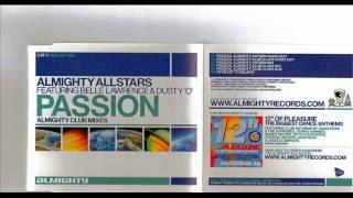 Almighty Alstars passion club 2 class radio edit