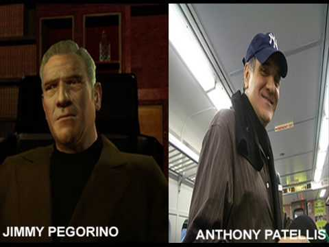 GTA IV Characters & Voice actors - YouTube