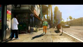Offcial GTA V (Five) - Trailer [HD]