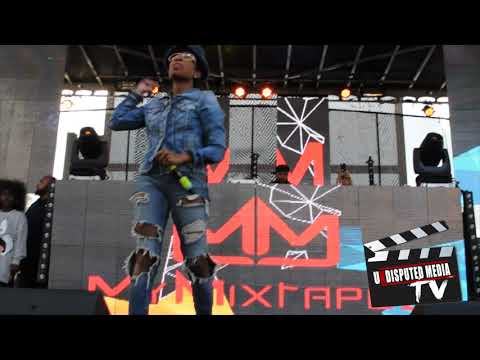 DEJ LOAF Live in Concert at A3C in Atlanta