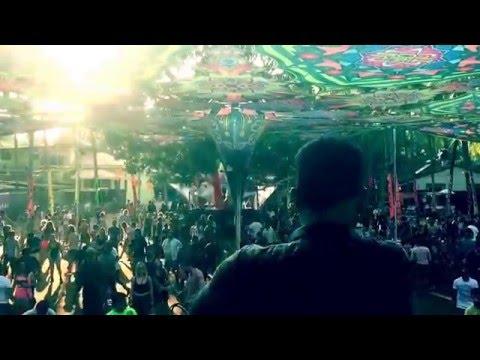 Hilltop Festival 2016 Goa Day 2 DJ Nitin(Hilltop Records)