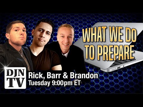 How Mobile DJs Prepare For Their Events with DJ Barr, Rick Web, and Brandon Havrilla | #DJNTV
