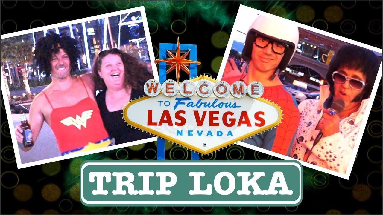 Trip Loka Irmãos Piologo em Las Vegas