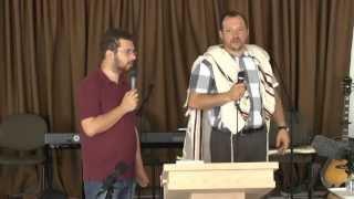 Тир, Сидон и Капернаум(Проповедь в израильской общине