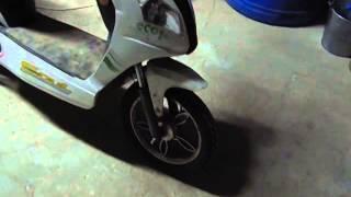 електровелосипед soul silent