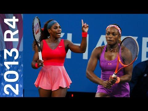 Serena Williams vs