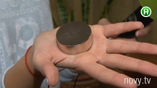 видео Купить магнит для остановки счетчика электроэнергии Меркурий 201.7