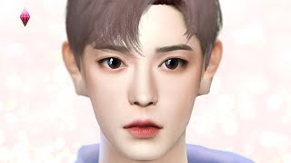 DOWNLOAD : EXO Chanyeol Sims 4 | 다운로드 : 심즈4 엑소 박찬열