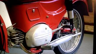 Moto Guzzi Zigolo Vintage 110 cc For Sale 1966 14K (low cost delivery options:¬)