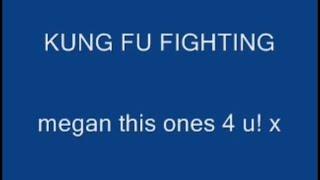 Download Kung Fu Fighting Lyrics