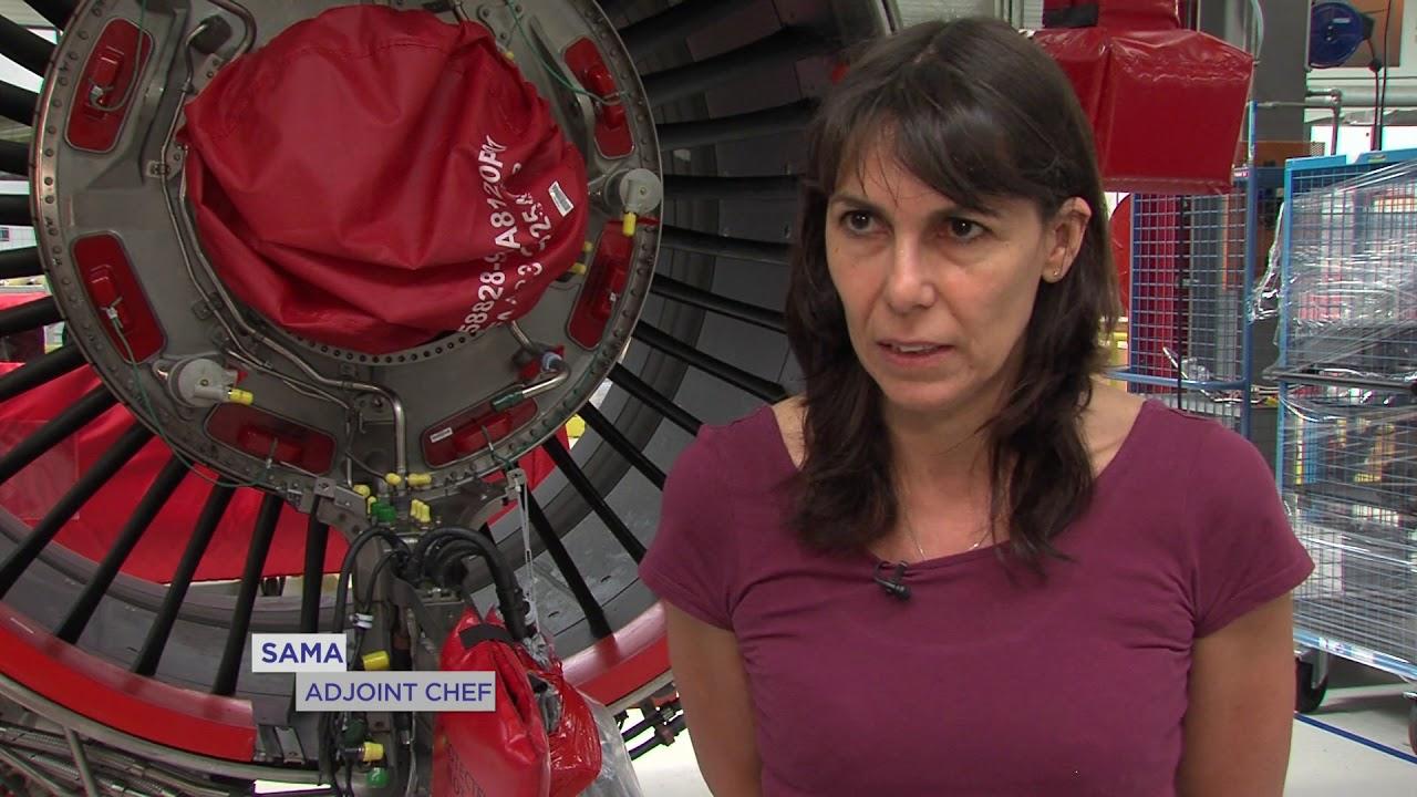 Yvelines | Safran Aircraft Engines : La maintenance des moteurs d'avions à Magny-les-Hameaux