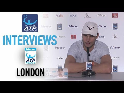 Nadal Announces Withdrawal From The Nitto ATP Finals