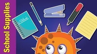 School Supplies Song f๐r Kids | What Do You Have? Song | Fun Kids English