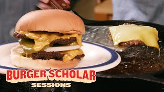 How to Cook a Deep-Fried Burger with George Motz | Burger Scholar Sessions