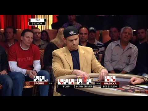 National Heads-Up Poker Championship 2007 Episode 8 4/5