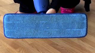 Швабра Bona Spray Mop (Паркет Холл) Универсальная для очистки деревянных напольных покрытий