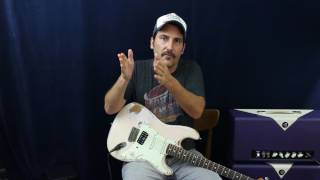 3 Keys To Killer Blues Rock Phrasing - Guitar Lesson - Tips and Tricks To Awesome Blues Solos